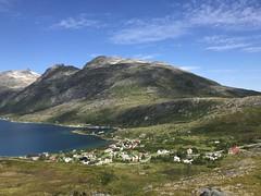Ersfjordbotn fra Nattmålsfjellet