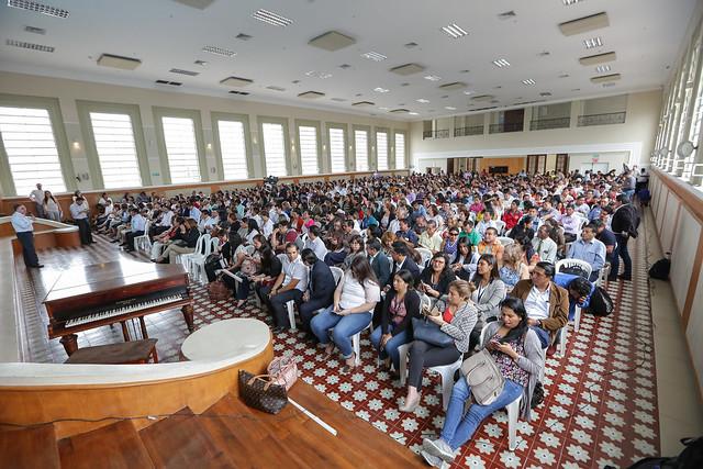 Taller de Formación, capacitación y Desarrollo profesional docente - Guayaquil