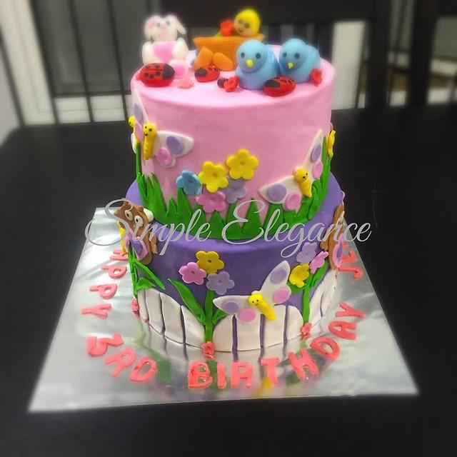 Cake by Simple Elegance - Cakes n Bakes