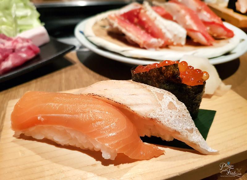 kirin beer garden sapporo sushi