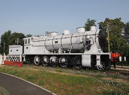 Locomotive 150 6065 ( PO ) à Périgueux (24)