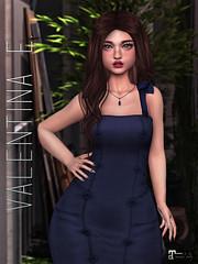 NEW! Valentina E. Tara Dress @ The Chapter Four!