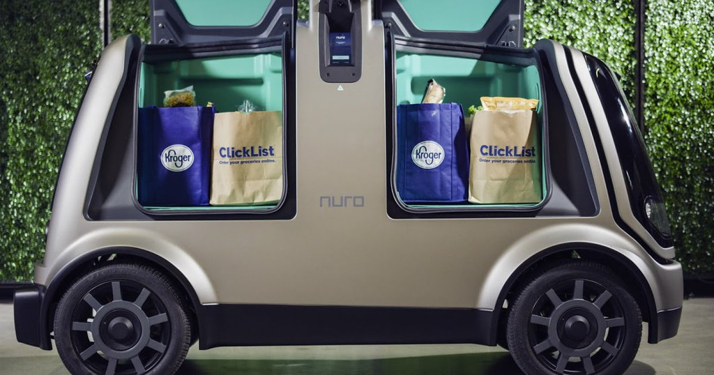 Kroger Supermarket Chain Will Test Driverless Delivery This Fall