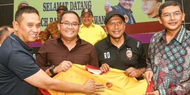 Tunggak Gaji Pemain, Sriwijaya FC Terancam Pengurangan Poin