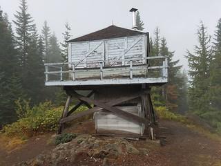 Devil's Peak Lookout