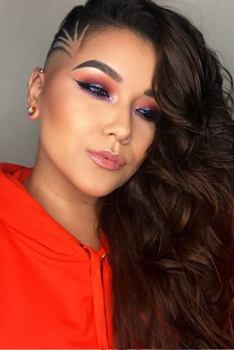 LATEST UNDERCUT FADE HAIRSTYLES FOR BOLD WOMEN TO AMAZE YOUR FRIENDS 9