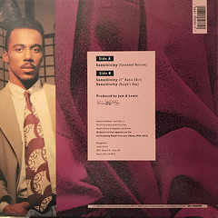 RALPH TRESVANT:SENSITIVITY(JACKET B)