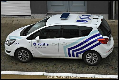Politiezone Berlaar/Nijlen