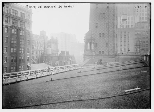 Track on Madison Square <a href=