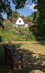 Paycocke's House and Garden, Coggeshall