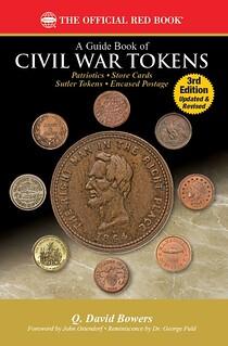 Guide Book of Civil WarTOkens 3rd Ed cover