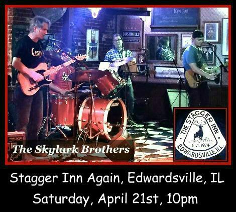 The Skylark Brothers 4-21-18