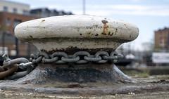 Lock rope tie chain