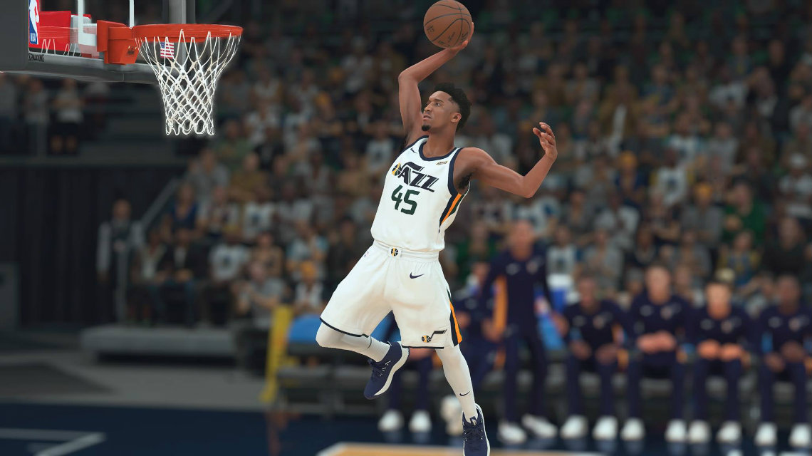 NBA 2K18 roster güncellemesi (15/04/2018)