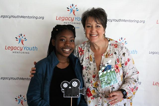 Legacy Youth Mentoring, 2018 GALA