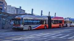 WMATA Metrobus 2009 New Flyer DE60LFA #5431