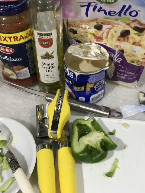 holy wed march 2018 009 pasta ingredients