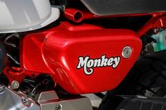 Honda Monkey 125 2018 - 15