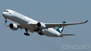 Cathay A350-1041 msn 188