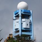 Meteorlogical Tower - Trou aux Cerfs - Mauritius