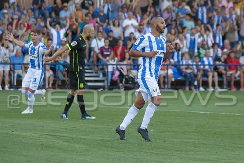 Pretemporada: C.D. Leganés 1-1 A.D. Alcorcón 21/07/2018