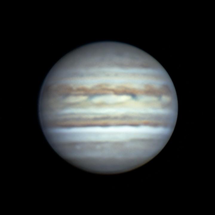 木星 (2018/7/26 20:) (1500/3000 x6 de-rotation (20:14) LRGB)