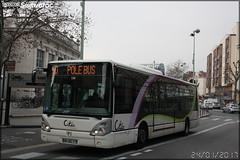 Irisbus Citélis 12 - Transdev Valence / Citéa n°134