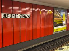 U Berliner Strasse