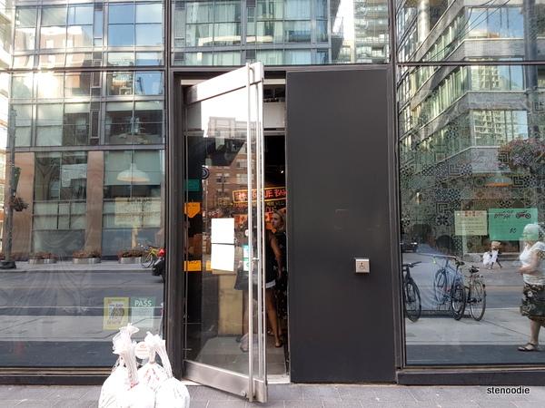 Khao San Road Toronto storefront