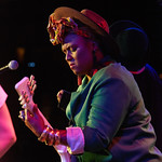 Mon, 09/07/2018 - 9:05pm - Deva Mahal and her band at City Winery in New York City, 7/9/18. Hosted by Rita Houston. Photo by Gus Philippas/WFUV