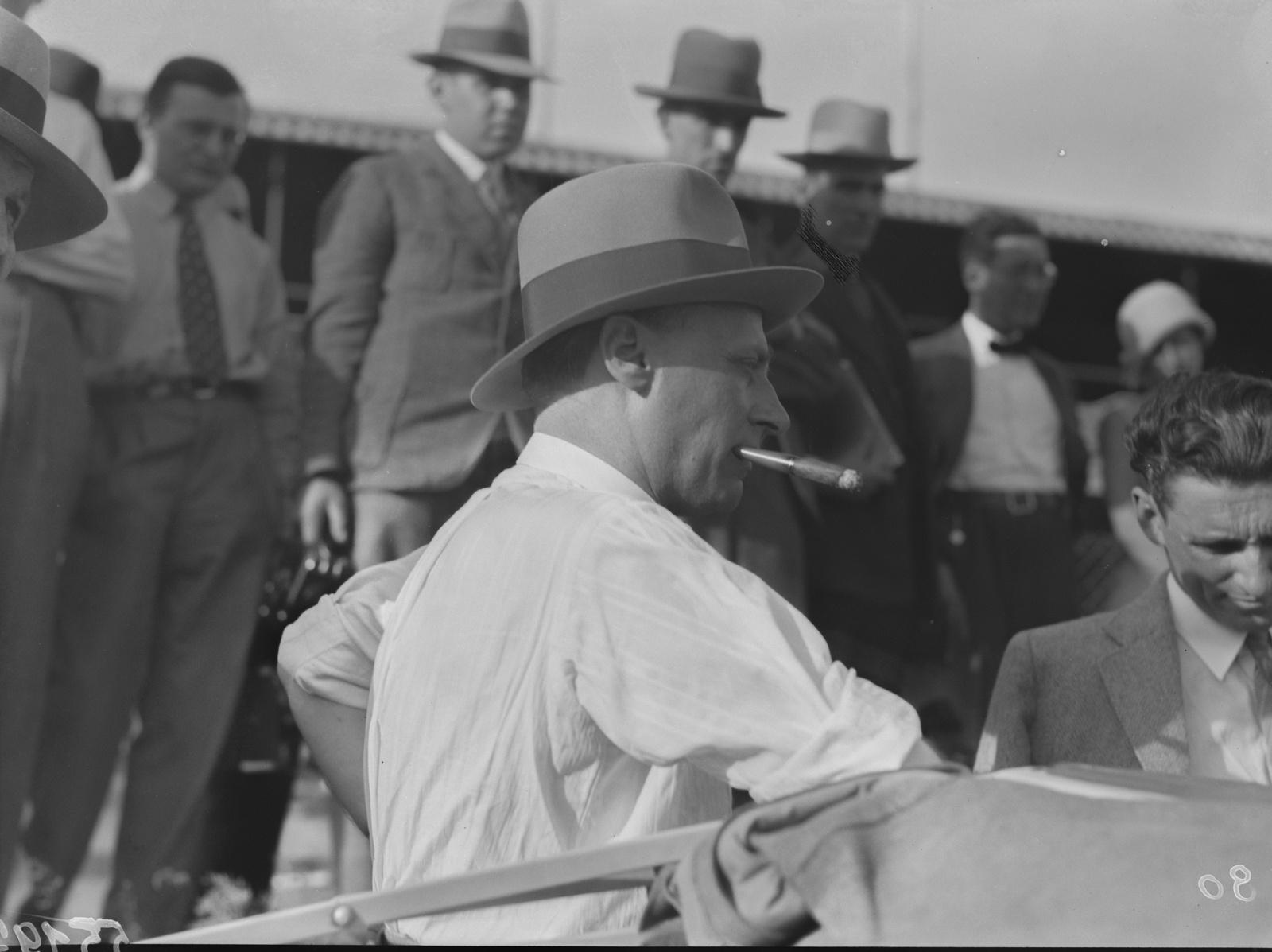 1931-1932. Африканская экспедиция Ханса Шомбургка. Часть 1. Отъезд