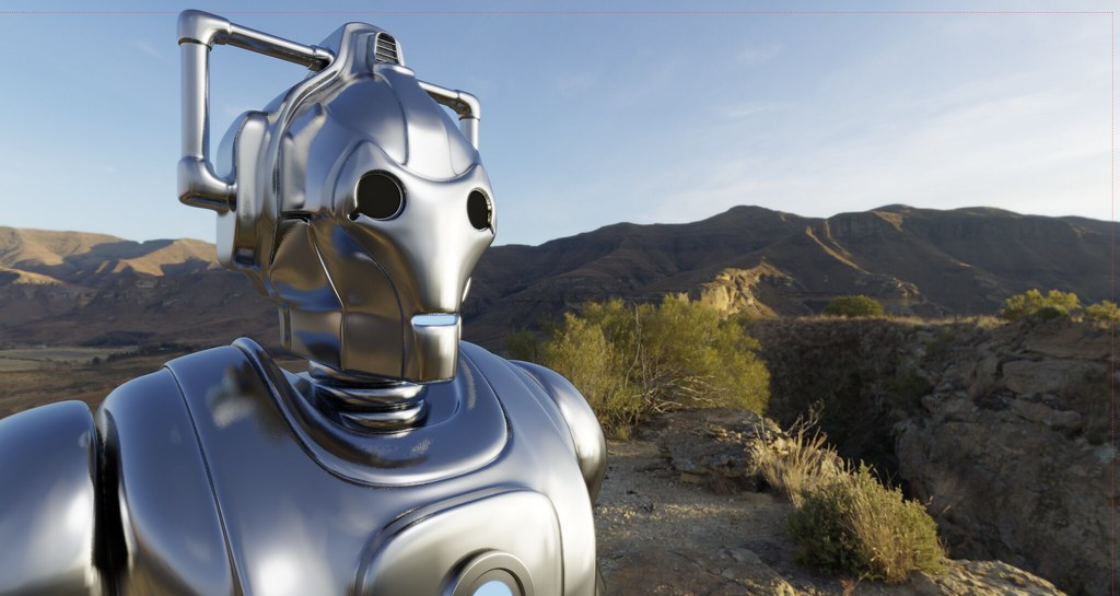 cyberman 3 - eevee 2 - Download Photo - Tomato to - Search
