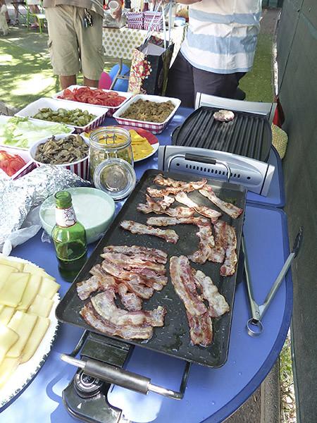 bacon BBQ