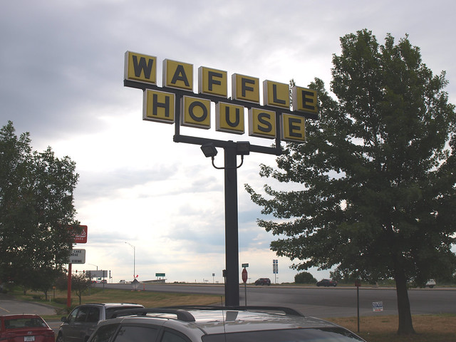 Waffle House Run to Kansas City