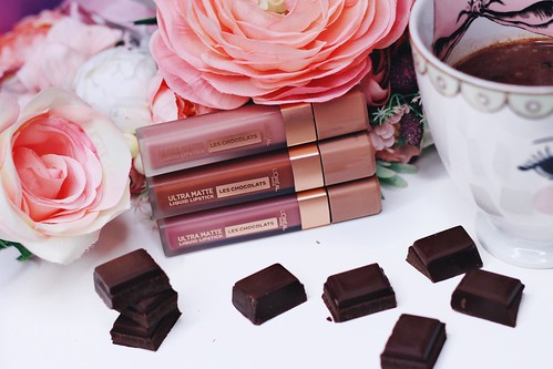 Infaillible ultra mat Les Chocolats loreal paris review - Big or not to big (13)