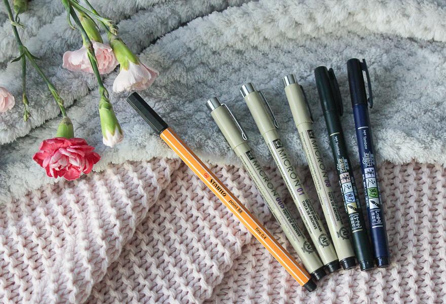 parhaat kynät bujoiluun