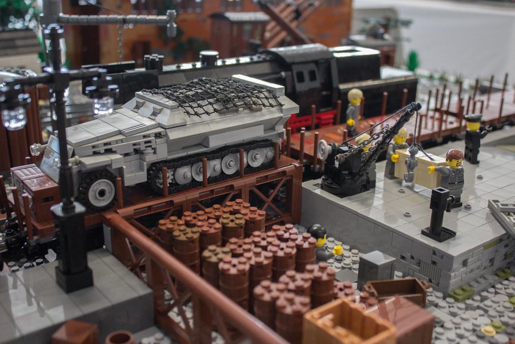 Sdk_fz_251 on wagon