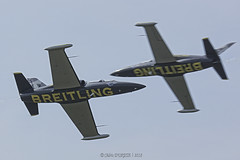 Aero L-39 Albatros / Breitling Jet Team