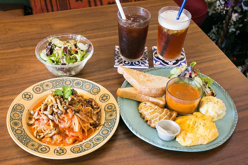 [美食] 台南 小餐事 早午餐/義大利麵 安平運河旁小餐館 餐點用心~ 裝潢氣氛佳!