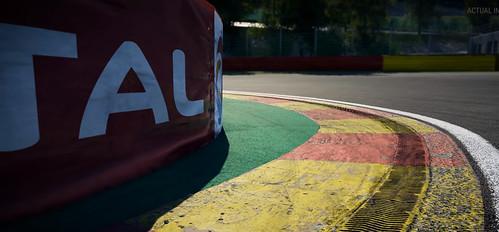 Assetto Corsa Competizione Spa-Francorchamps