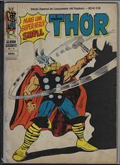 Thor (Album Gigante) Brazil