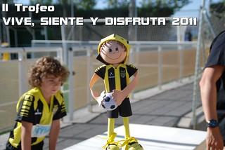 II Trofeo VIVE, SIENTE Y DISFRUTA 2012