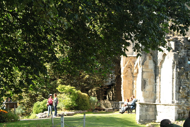 Museum Gardens, Canon EOS 1000D, Canon EF-S 18-55mm f/3.5-5.6 III