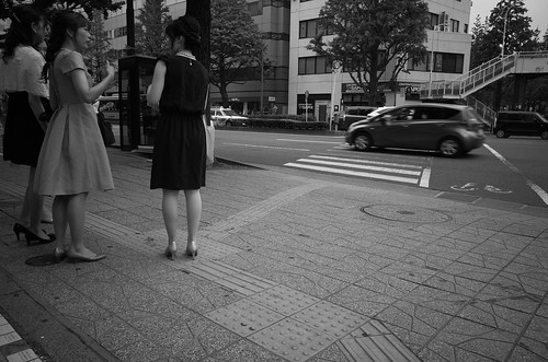 Sendai monochrome 5