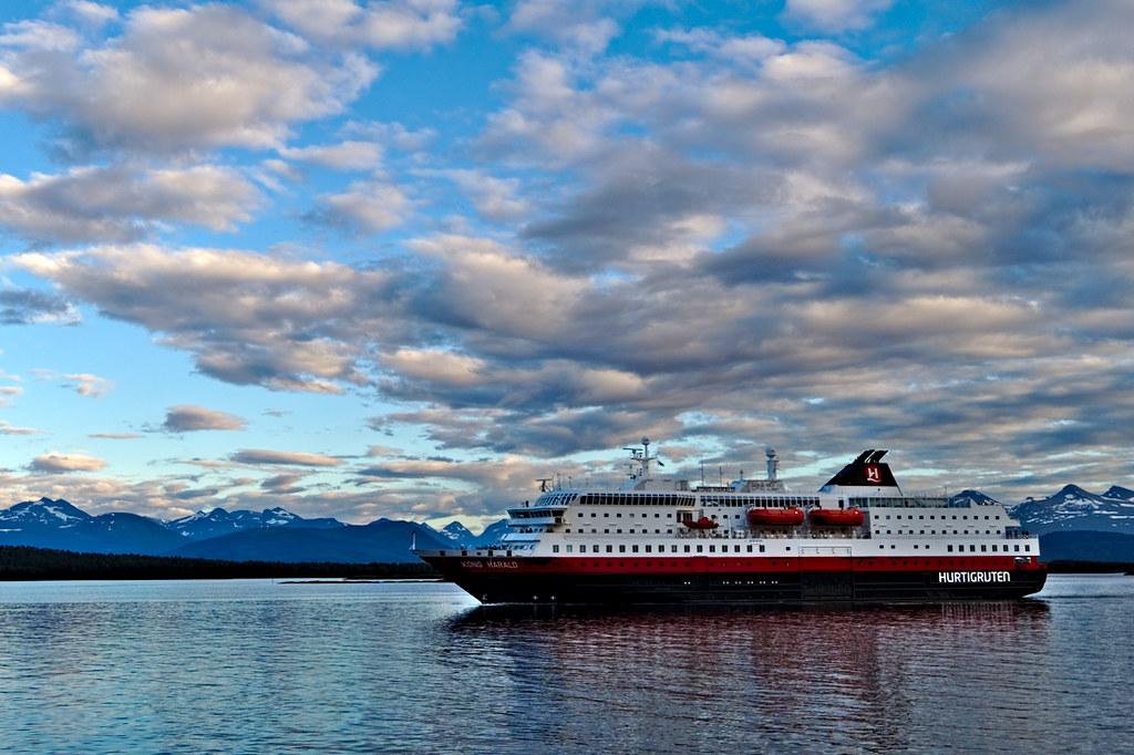 Hurtigruten Rundreise