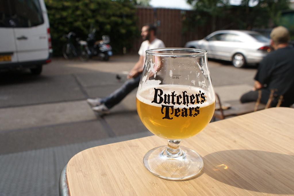 Une des très bonnes bières du Butcher's Tears à Amsterdam. Impossible de me rappeler du nom.