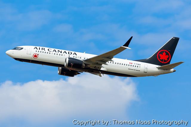Air Canada, C-FSES