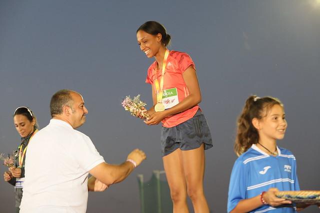 XCVIII Campeonato de España de atletismo