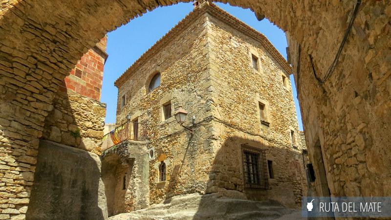Pueblos de Cataluña Medievales 08