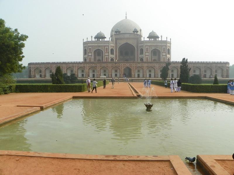 Delhi Humayun Tomb 4